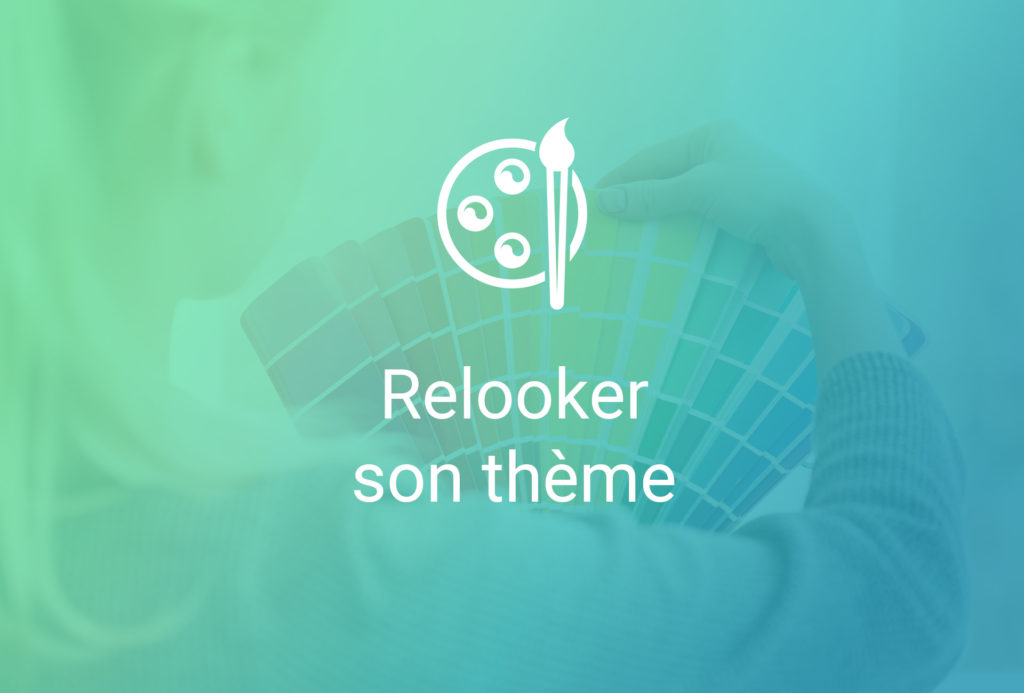 formation relooker son theme