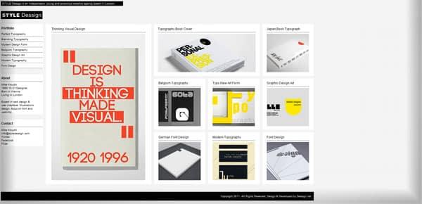 Style Dessign - Theme WordPress Gratuit Minimaliste