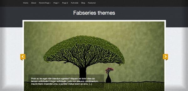 Thème WordPress Gratuit - Tiara