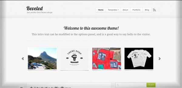 Theme WooThemes - Beleved