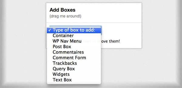 Thesis - Ajouter une box