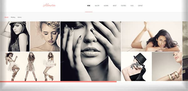 Theme WordPress - Almera