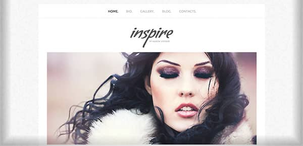 Theme WordPress - Inspire