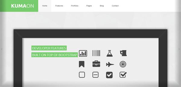 Thème WordPress - Kumaon