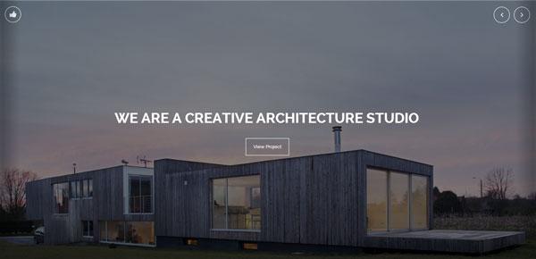 Thème WordPress - Arctic