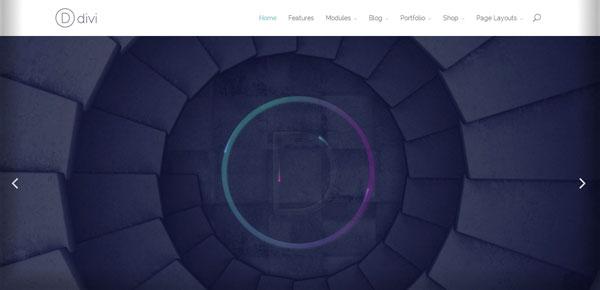 Thème WordPress - Divi