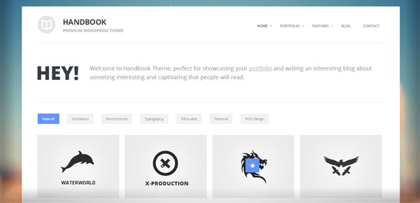 Thème WordPress - Handbook