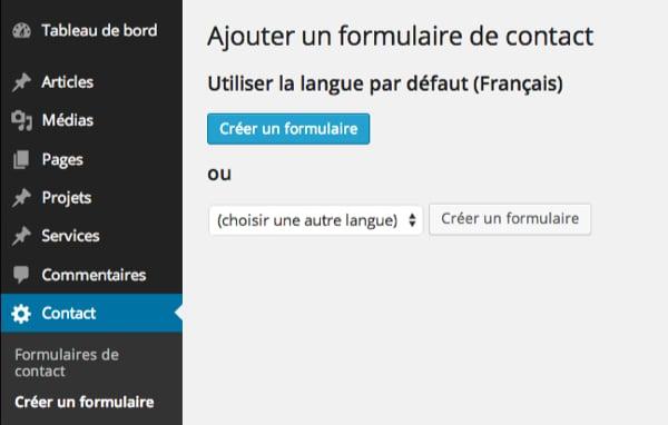 Comment utiliser contact form 7 le tutoriel complet - Formulaire de contact ...
