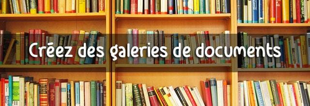 Document Gallery WordPress