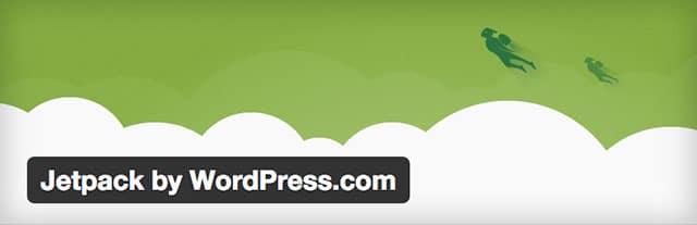 Plugin Jetpack pour WordPress