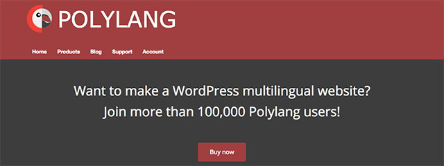 Polylang, l'extension multilingue