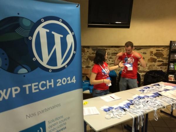 Lancement WP Tech 2014