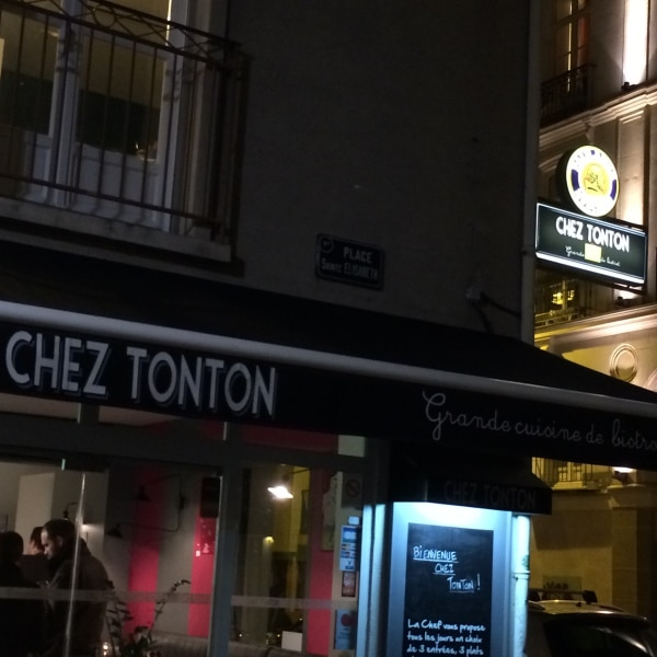L'after du WP tech Chez Tonton