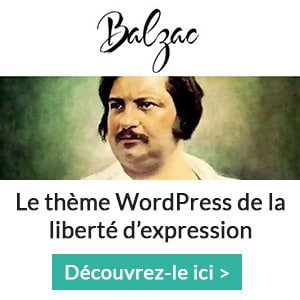 Balzac par Thèmes de France