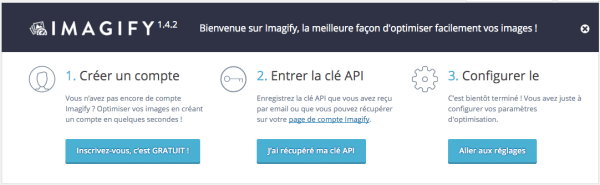Activation Imagify