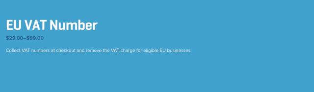 EU VAT Number