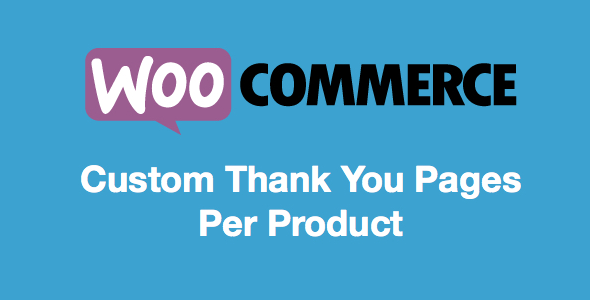 Page de remerciement WooCommerce