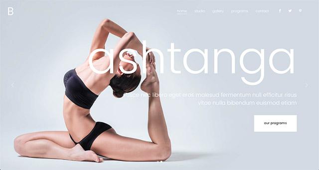 """La démo """"Yoga"""""""
