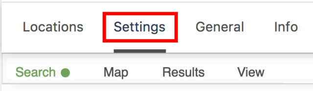 Store Locator Plus settings