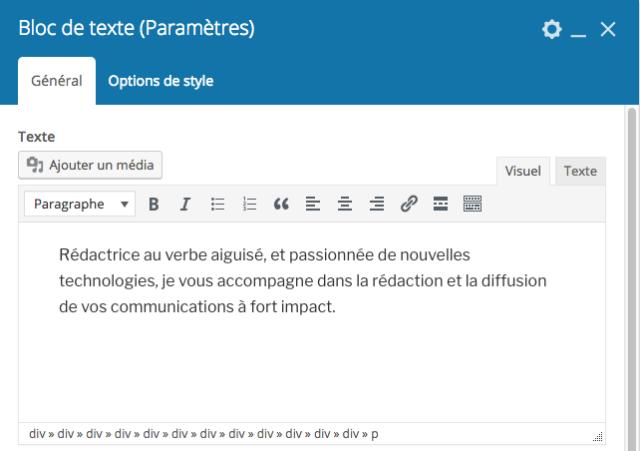 visual composer page builder wordpress