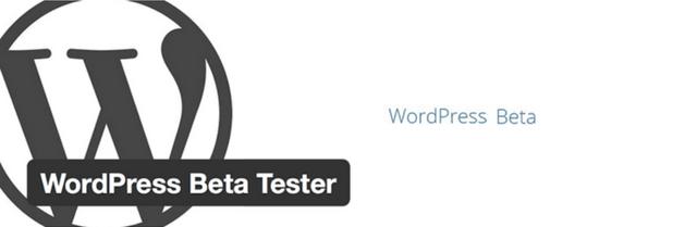 wordpress beta tester