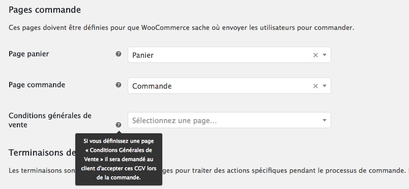 Optimiser la page commande de WooCommerce pour le RGPD