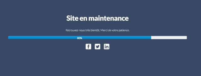 Thème WP Maintenance Mode Coming Soon Page Builder