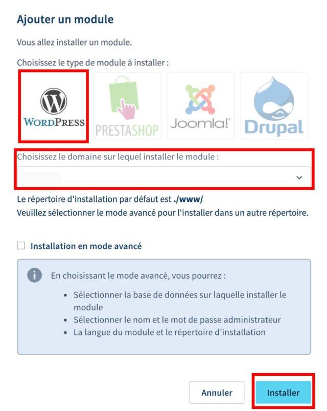 Installer WordPress comme un Pro : la Marmite vous montre