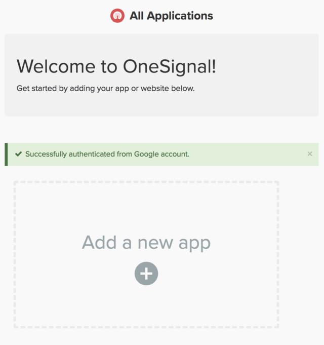 Ajout d'une nouvelle app sur l'extension