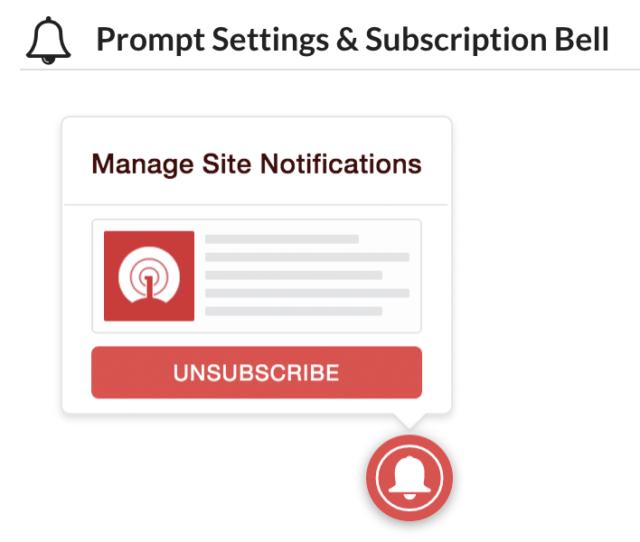 Prompt settings