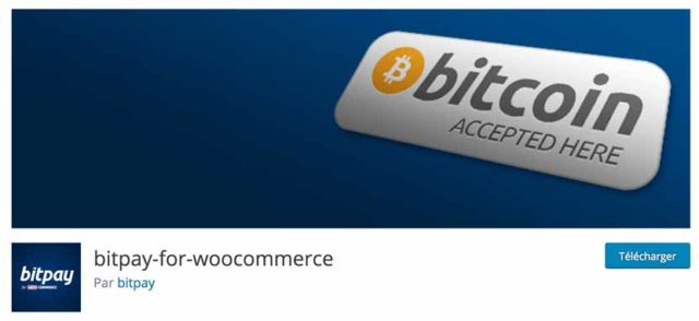Plugin BitPay for WooCommerce