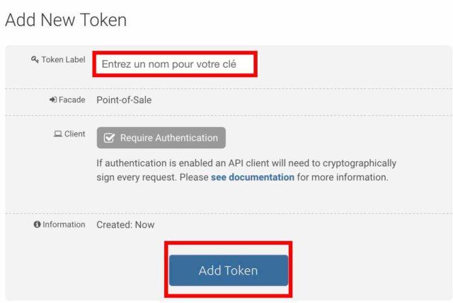 Bitcoin et WordPress : comment ajouter une clé Token avec BitPay