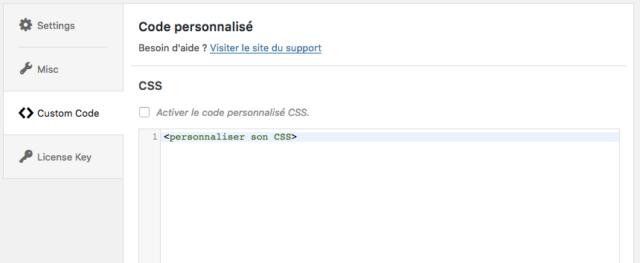 Le plugin Google Captcha permet de personnaliser le rendu avec du CSS