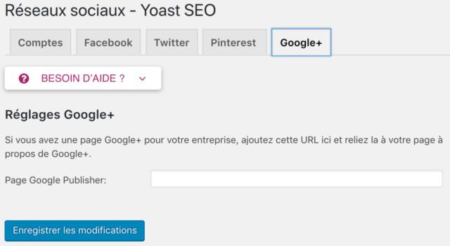 google plus yoast seo