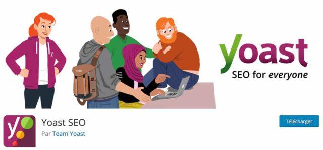 Yoast SEO est l'un des meilleurs plugins WordPress pour le SEO
