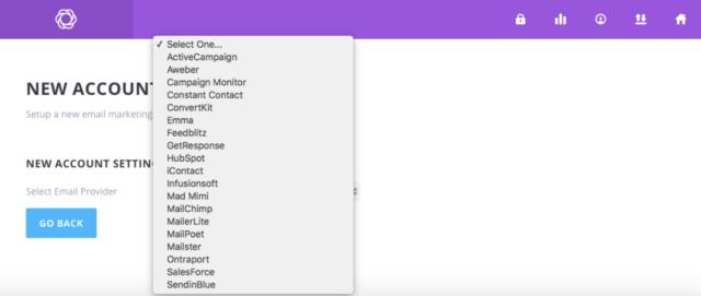 Services email de Bloom